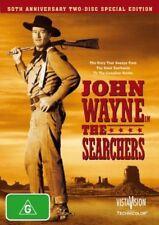 The Searchers - John Wayne - 2 Disc Special Edition DVD Region 4 - Brand New!