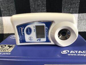 ATAGO PAL-1 Digital Hand-Held Pocket Refractometer