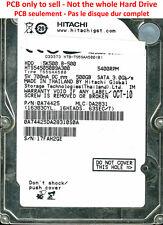 PCB 0A90161 01 - Hitachi HTS545050B9A300 - 0A74425 - MLC DA2831 - 500Go
