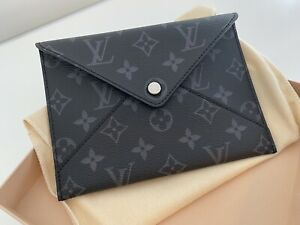 "Louis Vuitton Wallet Pouch Monogram ""Not For Sale"" New With Box"
