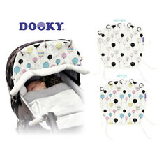 Dooky Sun Shade Colour Change Balloons Universal Pram Pushchair Baby Sleep Cover