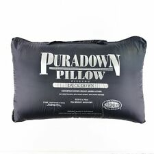 Puradown Hotel Quality Australian Made 80% Goose Down Standard Pillow