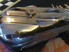 harley evo sportster bobber re pop tool box bolt on used bent rat bike