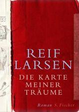 Die Karte meiner Träume - Reif Larsen