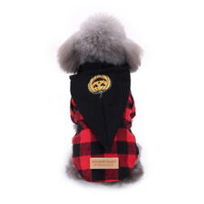 Halloween Dog Cat Puppy Clothes Cosplay Apparel Fancy Dress Cute Hoodie Costume