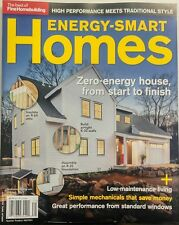Energy Smart Homes Spr 2017 Zero Energy House Start to Finish FREE SHIPPING sb