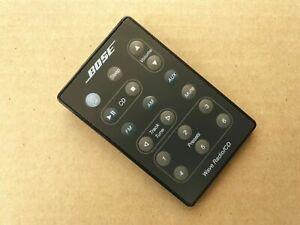Bose Wave Radio/CD remote control for AWRC-1W AWRC-1G AWRC-1P black