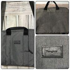 "Targus Laptop Computer Notebook Bag, Gray Fits 15.6"", Lightweight Padding, Mint"