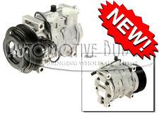 A/C Compressor w/Clutch Suzuki Aerio 2002-2007 - NEW