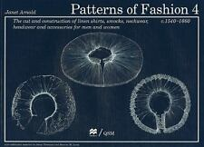 Patterns of Fashion 4: The Cut and Construction of Linen Shirts, Smocks, Neckwea