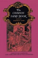 Crimson Fairy Book, Paperback by Lang, Andrew, Like New Used, Free shipping i...