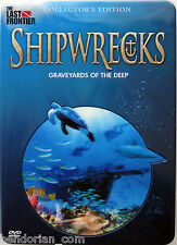 Shipwrecks: Graveyards of the Deep (DVD, 2008, 5-Disc, Collector's) Tin Can