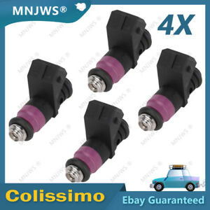 4 Injecteur 8200132259 pour Renault Clio 3 Laguna 2 3 Megane 3 Scenic 3 Modus MA