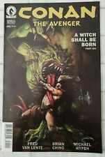Conan the Avenger #25 A Witch Shall Be Born - Part Six - Dark Horse 2015