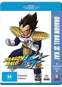 Dragon Ball Z Kai Collection 2 Blu-ray