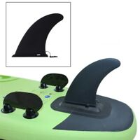 Surfboard Fins Nylon Black Buckle Type Canoe Paddle Board Aquaplane Center Surf