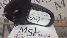 MERCEDES W163 ML DRIVER OFFSIDE MIRROR FOLDING