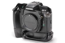Pentax MZ-S 35mm SLR Film Camera Body w/ Battery Grip BG-10 << Excellent >>