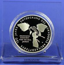 10 Euro-Silber-Gedenkmünze 2011 A Archaeopteryx PP