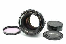 [EXC]Nikon Nikkor-S.C Auto 55mm f1.2 MF Lens Non-Ai From JAPAN #210422