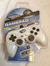 MadCatz Gamepad 200 Playstation 2 Vibration Pro Series Controller nintendo  *