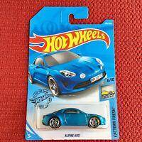 Hot Wheels ALPINE A110 Mattel Car Toy Brand NEW