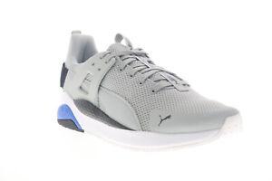 Puma Anzarun Cage 37231203 Mens Gray Mesh Lifestyle Sneakers Shoes