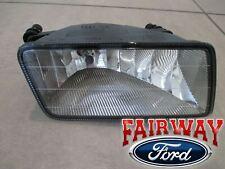 06 thru 10 Mercury Mountaineer OEM Ford Fog Driving Light with Bulb RH Passenger
