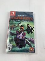Dragons Dawn of New Riders: Nintendo Switch [Brand New] SEALED!