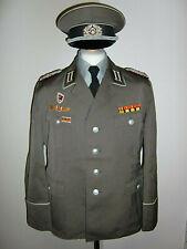 DDR NVA MfS Uniform Major Staatssicherheit Größe g60/g60 XXXL Fasching Karneval