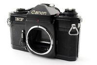 """Excellent+++""Canon EF Black 35mm SLR Film Camera from Japan #1794"