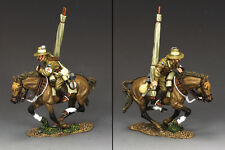 KING AND COUNTRY AUSTRALIAN LIGHT HORSE Galloping Stretcher Bearer AL57 AL057