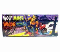 Wolfman's Wagon Model  Aurora Reissue Polar Lights