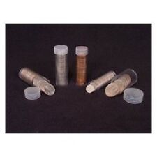 5~~ASSORTED ROUND COIN TUBES~~YOU PICK~~PENNY-NICKEL-DIME-QUARTER-HALF