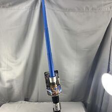 Obi Wan Kenobi Lightsaber Blue Star Wars Telescopic Hasbro Toy Collectible
