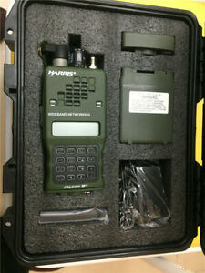 GPS Version TCA AN/PRC-152A(MULTIBAND) MBITR FM Aluminum Handheld Radio VHF UHF
