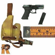 Cobra Desert Sniper - Pistol w/ Holster - 1/6 Scale - Sideshow Action Figures