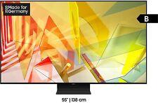 SAMSUNG GQ55Q90TGT 138 cm QLED 4K Smart-TV Triple Tuner WLAN HDMI B-WARE