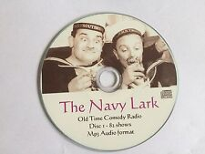 The Navy Lark - 82 Old Time COMEDY Radio Shows MP3 CD