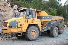MOXY MT31 WORKSHOP SERVICE MANUAL *FREE UK POSTAGE*