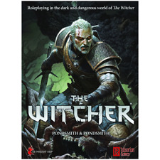 The Witcher RPG - Core Rulebook