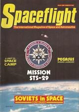 March Spaceflight Science & Technology Magazines