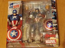 MARVEL Capitán América increíble Yamaguchi Serie Nº 007 Figura-Nuevo y Sellado