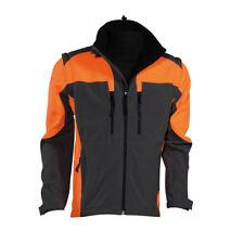 Giacca Gilet da lavoro forestale motosega EFCO Tg. XL Colore Arancione/Antracite