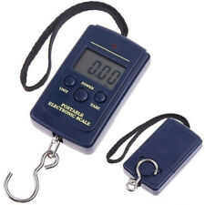 40kg/1g Portable Digital Hanging Luggage Scale Travel Electronic Weight ONY
