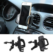 360 in Car Rotating GPS Holder Air Vent Clip Cradle Universals Mount iPhone UK