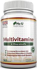 Vitamine & Mineralien Männer & Frauen 24 Multivitamine & Mineralstoffe Tablette