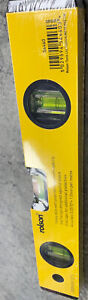 SPIRIT LEVEL, ALLOY, 300MM, OVERALL LENGTH 300MM, PRODUCT RANGE FOR ROLSON TOOLS
