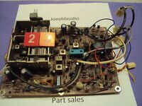 Sansui G6700 or G5700 Receiver F-2988 AM/FM Tuner Board. Tested. Parting G5700