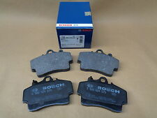 NEW GENUINE BOSCH 0986424570 FRONT BRAKE PADS PORSCHE BOXSTER CAYMAN BP317